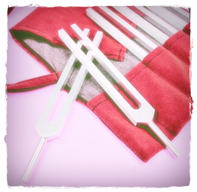 The Tuning Fork - Getting A Grip On What is Change About